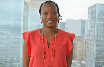 Clarisse Kayembe : Research Technician