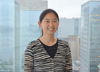 Jingjing Wang : Research Technician