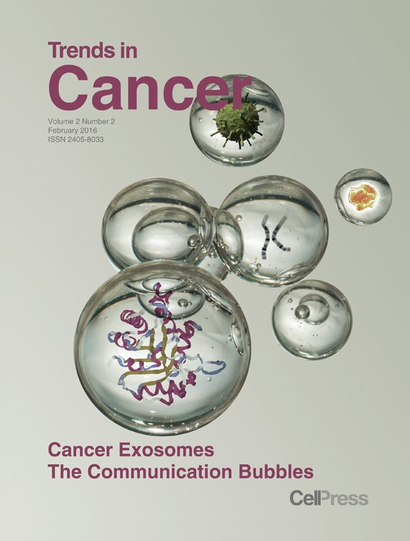 Trends in Cancer (February 2016)